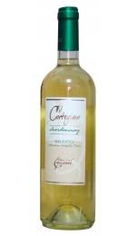 Cortegiano Chardonnay Salento IGT 13% vol - Cantine Capuzzimati