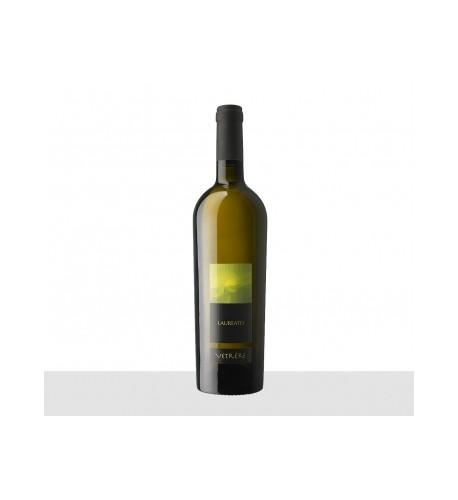 Laureato bianco igp salento 14,5% vol- Vetrere