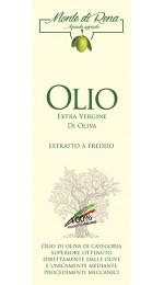olio extravergine di oliva latta da lt.0,75