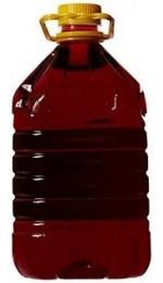 pet da 5 lt. vino rosato vol. 12 %